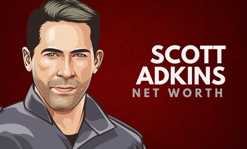 Scott Adkins' Net Worth