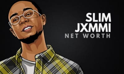 Slim Jxmmi's Net Worth