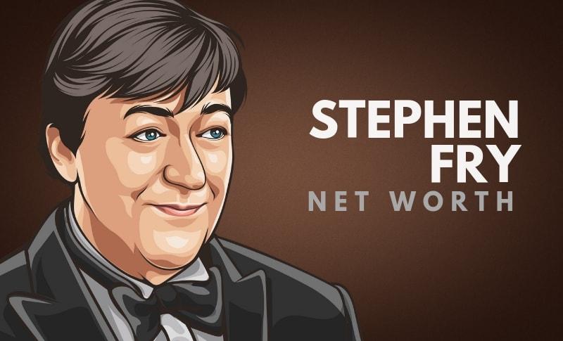 Stephen Fry's Net Worth