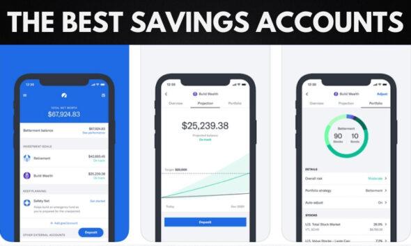 The 10 Best Savings Accounts in America