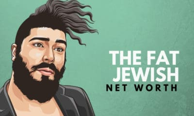 The Fat Jewish's Net Worth