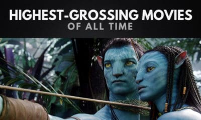 The 25 Highest-Grossing Movies of All Time