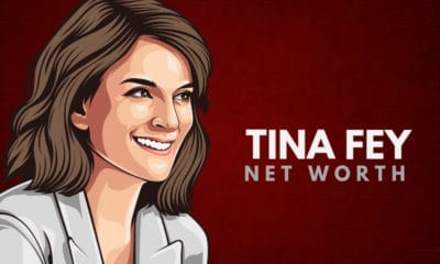 Tina Fey's Net Worth