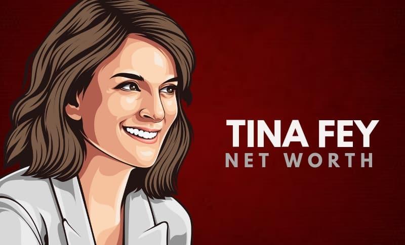 Tina Fey's Net Worth