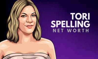 Tori Spelling's Net Worth