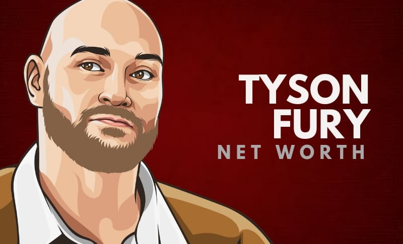Tyson Fury's Net Worth