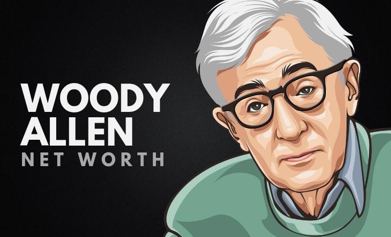 Woody Allen's Net Worth