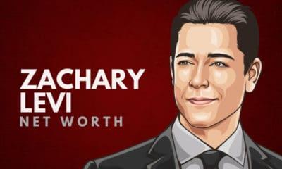 Zachary Levi's Net Worth