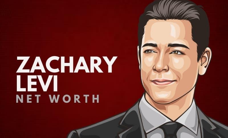 Zachary Levi Net Worth