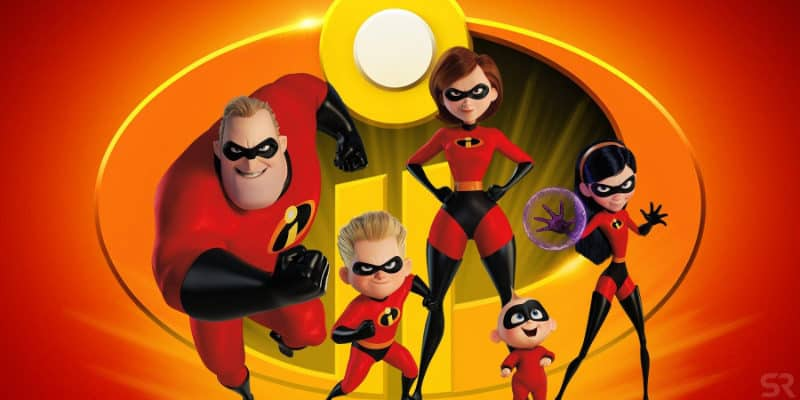 highest-Grossing Movies - Incredibles 2