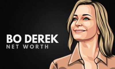 Bo Derek's Net Worth
