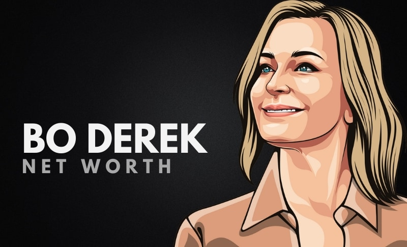 Bo Derek's Net Worth