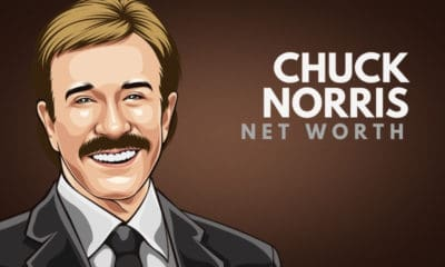Chuck Norris' Net Worth