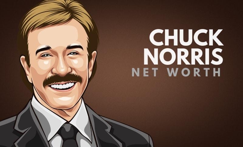 Chuck Norris Net Worth