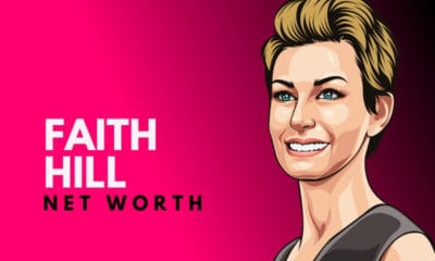 Faith Hill's Net Worth