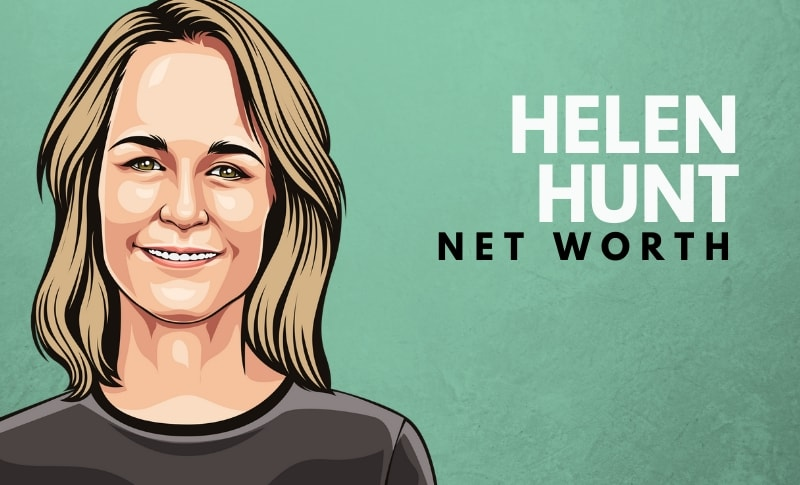 Helen Hunt's Net Worth
