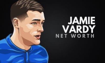 Jamie Vardy's Net Worth