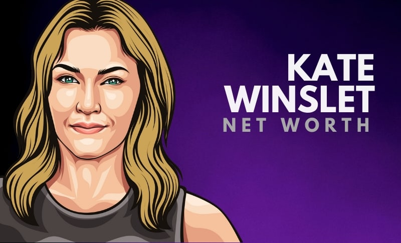 Kate Winslet's Net Worth