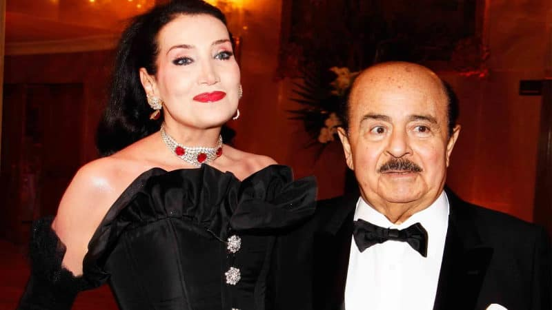 Most Expensive Divorces - Adnan and Soraya Khashoggi