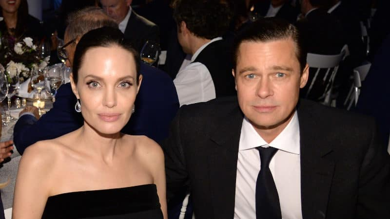 Most Expensive Divorces - Angelina Jolie & Brad Pitt