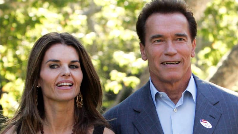 Most Expensive Divorces - Arnold Schwarzenegger and Maria Shriver
