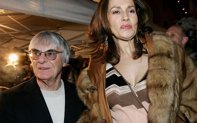 Most Expensive Divorces - Bernie Ecclestone and Slavica Radić