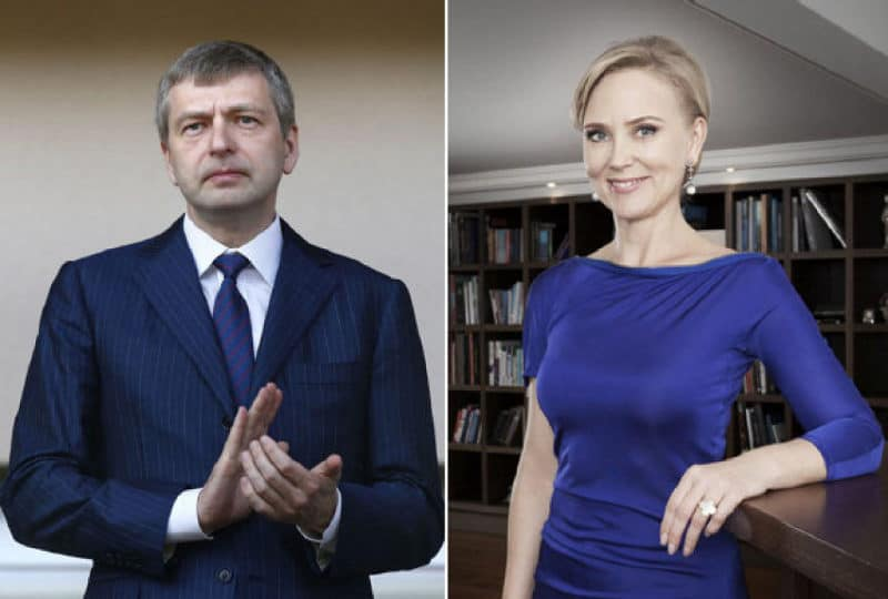Most Expensive Divorces - Dmitry Rybolovlev and Elena Rybolovlev