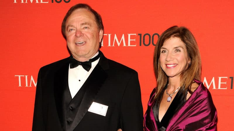 Most Expensive Divorces - Harold Hamm and Sue Ann Arnall