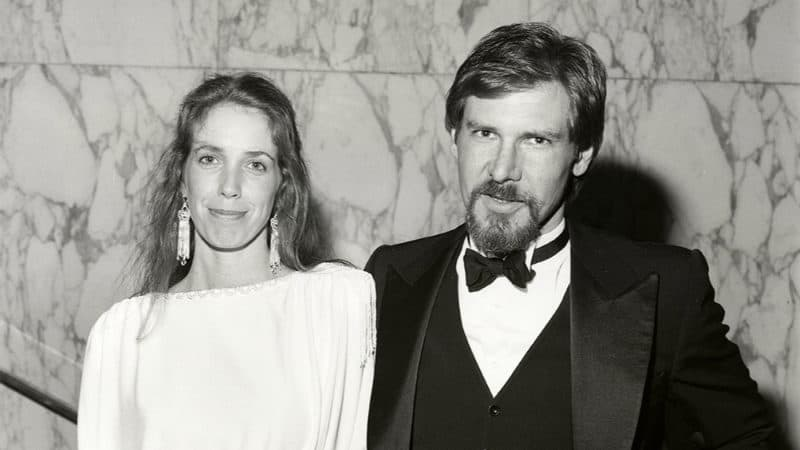 Most Expensive Divorces - Harrison Ford and Melissa Mathison