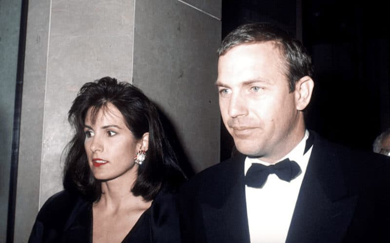 Most Expensive Divorces - Kevin Costner and Cindy Silva