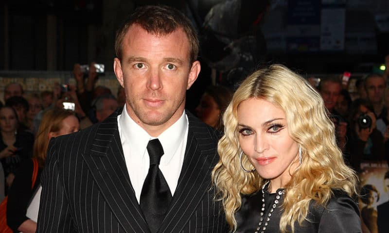 Most Expensive Divorces - Madonna and Guy Ritchie