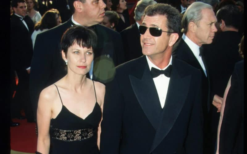 Most Expensive Divorces - Mel Gibson and Robyn Moore