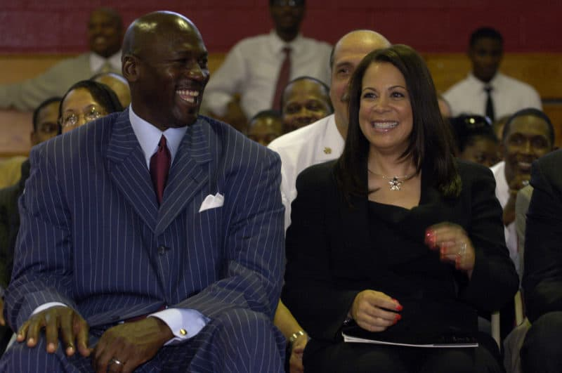 Most Expensive Divorces - Michael Jordan and Juanita Vanoy