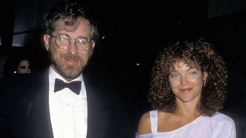 Most Expensive Divorces - Steven Spielberg and Amy Irving