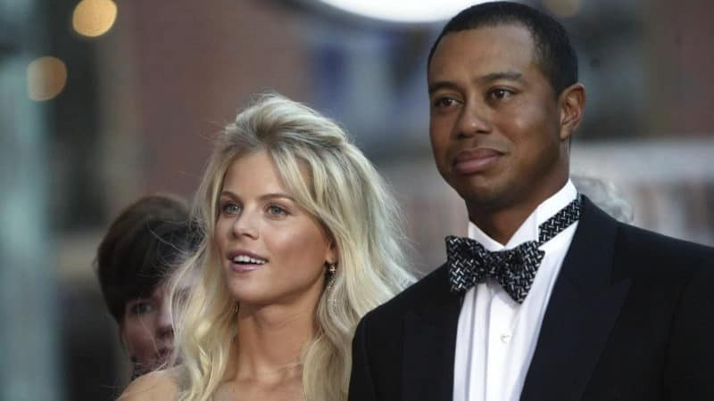 Most Expensive Divorces - Tiger Woods and Elin Nordegren