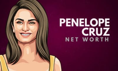 Penelope Cruz's Net Worth