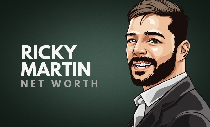 Ricky Martin's Net Worth