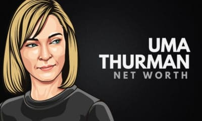 Uma Thurman's Net Worth