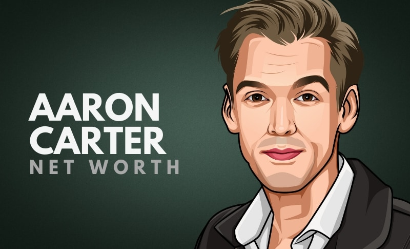 Aaron Carter's Net Worth