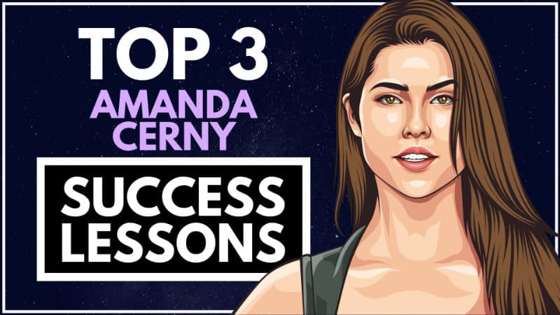 Amanda Cerny Success Lessons