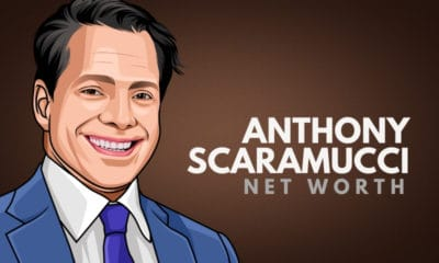 Anthony Scaramucci's Net Worth