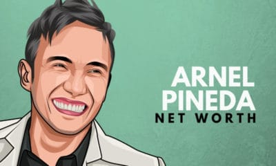 Arnel Pineda's Net Worth