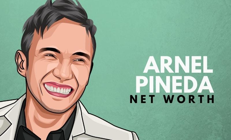 Arnel Pineda's Net Worth