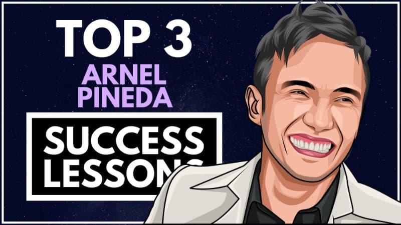 Arnel Pineda Success Lessons