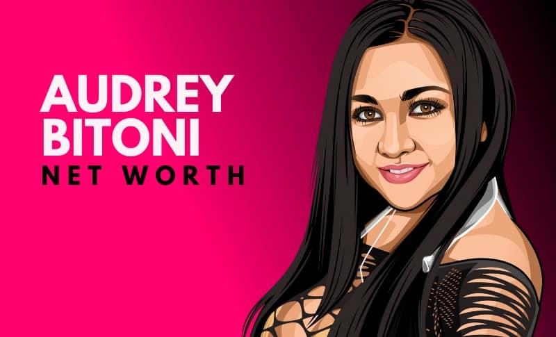 Audrey Bitoni Net Worth