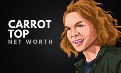 Carrot Top's Net Worth
