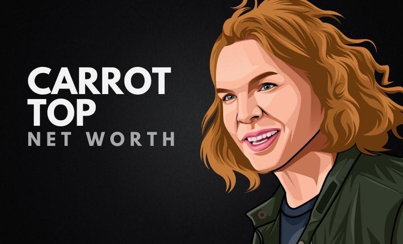 Carrot Top's Net Worth