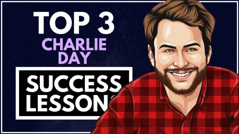 Charlie Day Success Lessons