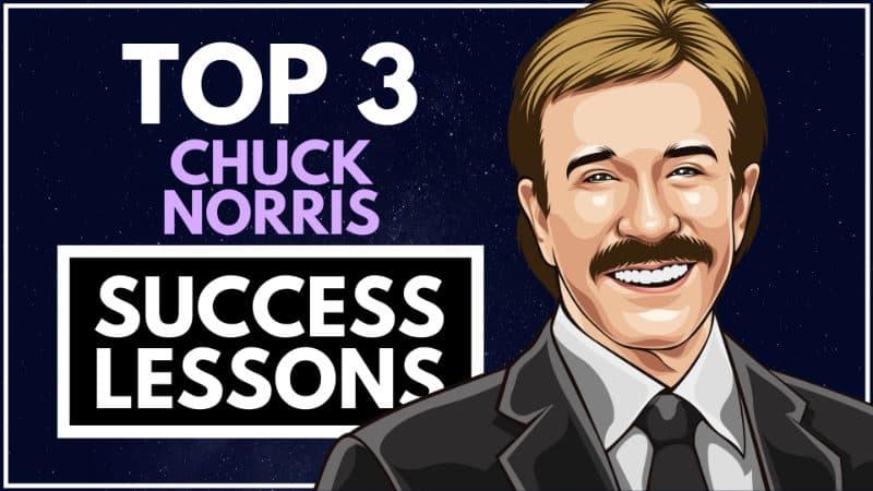 Chuck Norris Success Lessons