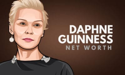 Daphne Guinness' Net Worth